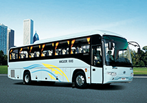 Higer Luxury Coach KLQ6119T