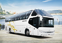 Higer Luxury Coach KLQ6122B