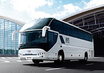 Higer Luxury Coach KLQ6125A