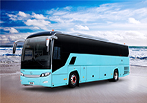 Higer Luxury Coach KLQ6125KA