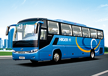 Higer Luxury Coach KLQ6125Q