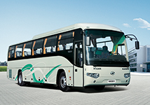 Higer Luxury Coach KLQ6129T