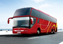 Higer Luxury Coach KLQ6145D