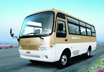 Higer Luxury Coach KLQ6668