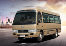 Higer Luxury Coach KLQ6702