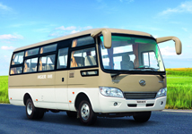 Higer Luxury Coach KLQ6729