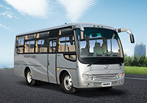 Higer Luxury Coach KLQ6798