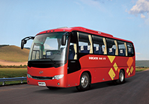Higer Luxury Coach KLQ6920