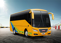 Higer Luxury Coach KLQ6938DF