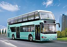 Higer Economy Coach KLQ6119GS Double-deck