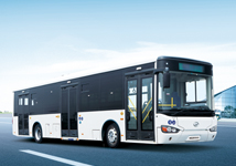 Higer Economy Coach KLQ6129G low floor