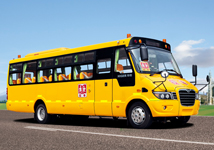 Higer School Bus KLQ6896X