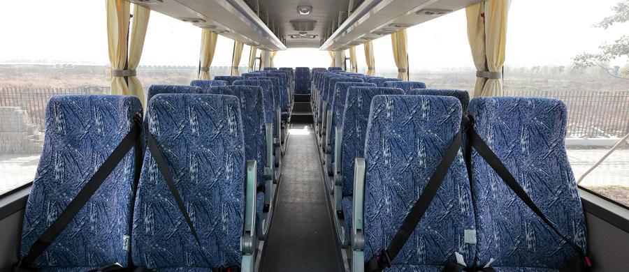 Higer Luxury Coach KLQ6109T
