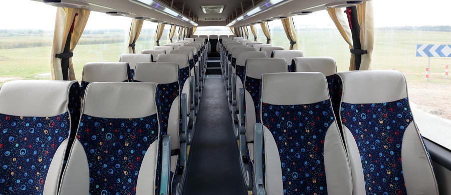 Higer Luxury Coach KLQ6112HQ
