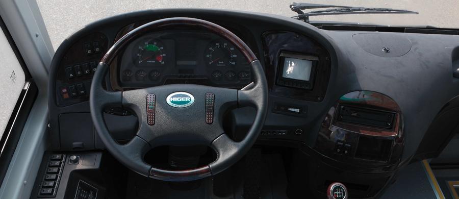 Higer Luxury Coach KLQ6119Q