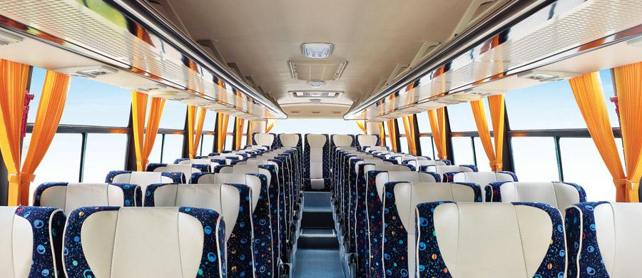 Higer Luxury Coach KLQ6119T