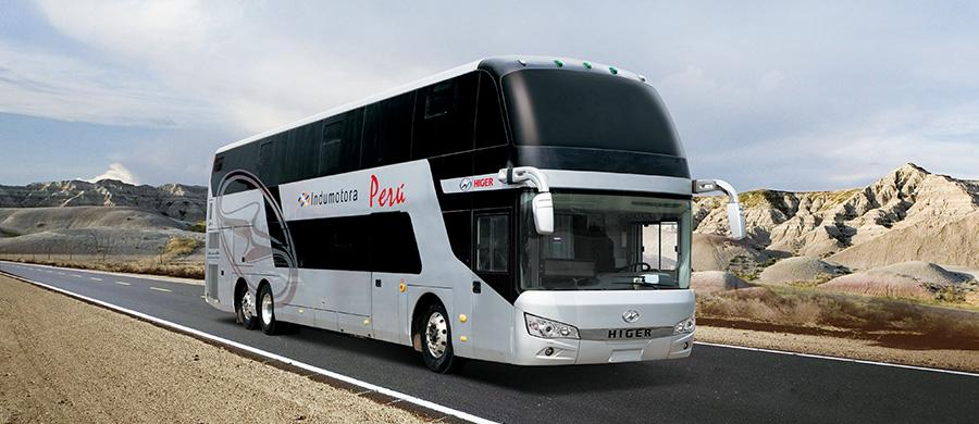 Higer Luxury Coach KLQ6142S