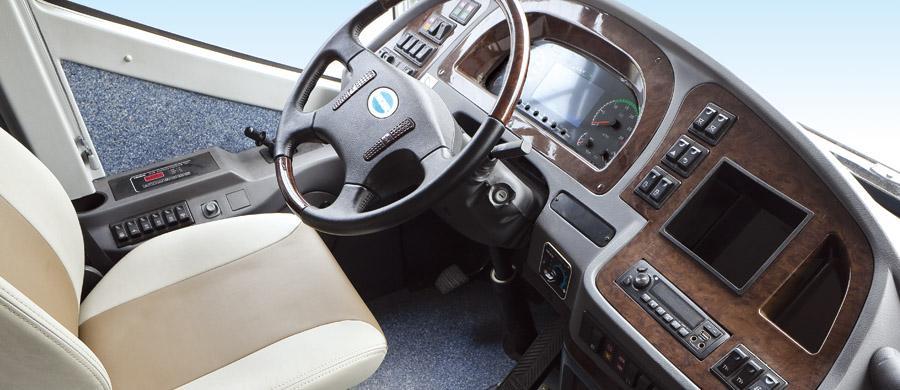 Higer Luxury Coach KLQ6145D