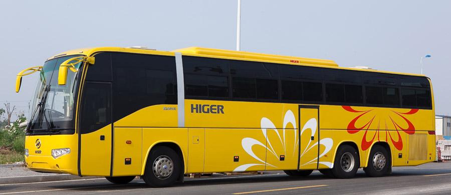 Higer Luxury Coach KLQ6149Q
