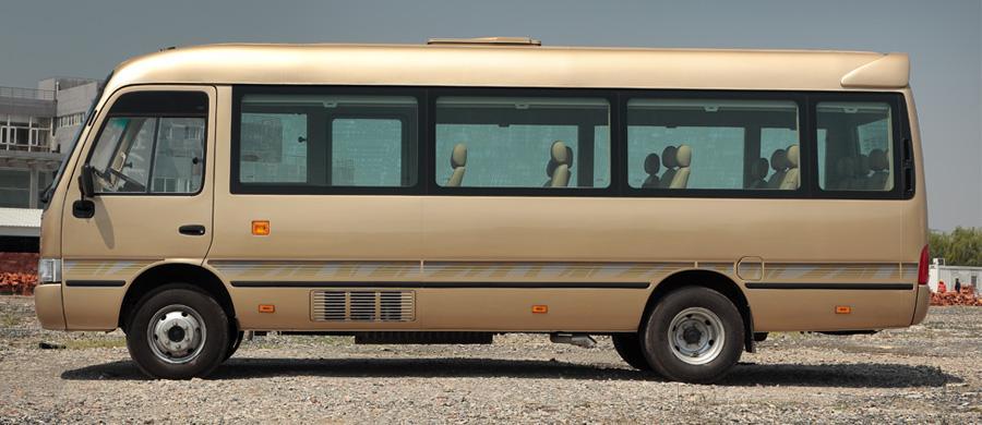 Higer Luxury Coach KLQ6702