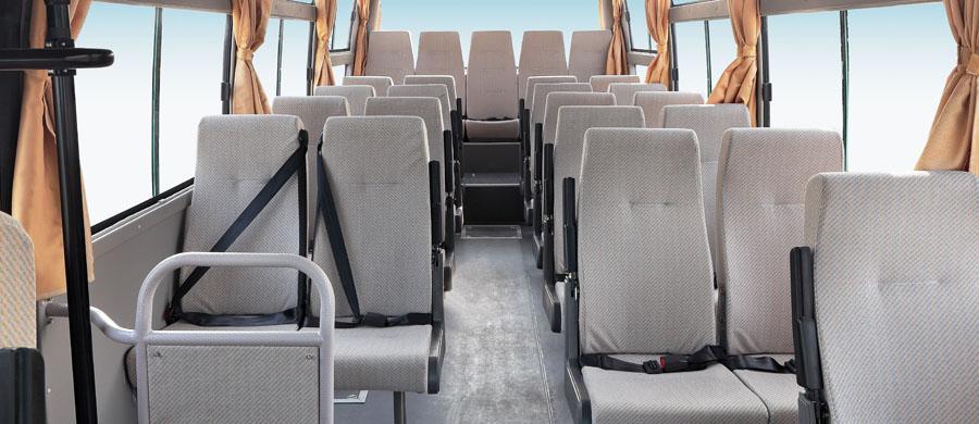 Higer Luxury Coach KLQ6758A