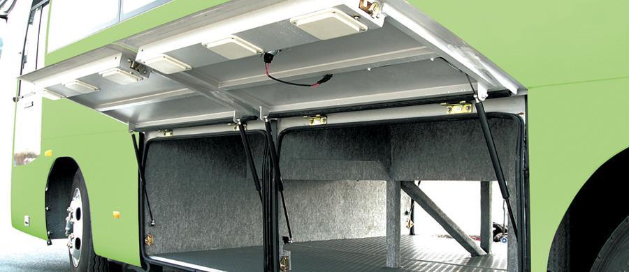 Higer Luxury Coach KLQ6796