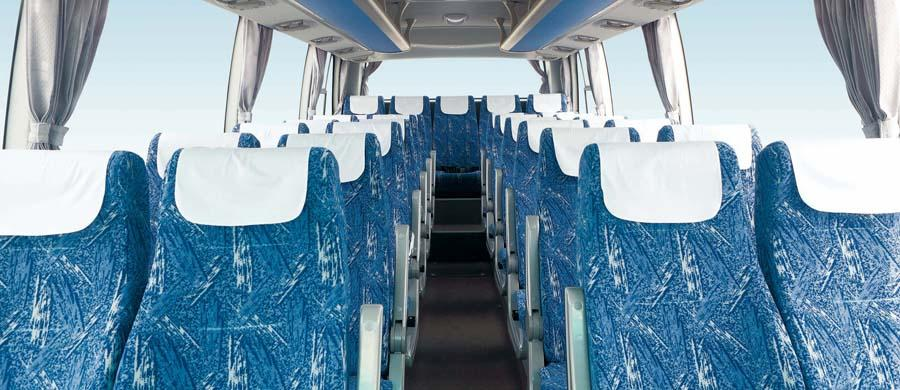 Higer Luxury Coach KLQ6798