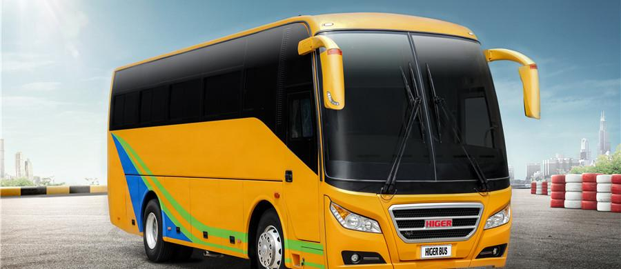 Higer Luxury Coach KLQ6938DF