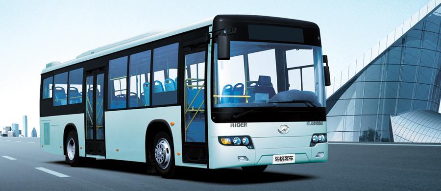 Higer Economy Coach KLQ6108G