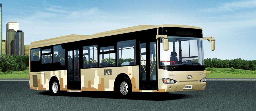 Higer Economy Coach KLQ6129G low entry