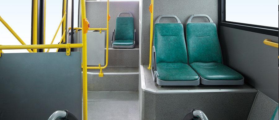 Higer Economy Coach KLQ6129G low floor