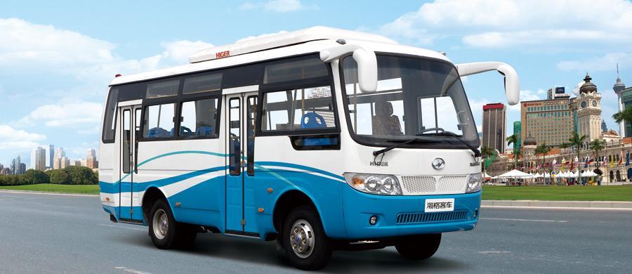 Higer Economy Coach KLQ6668G