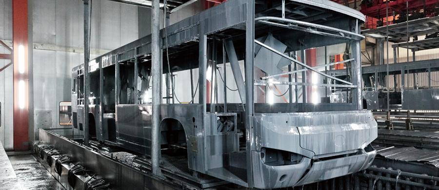 Higer Economy Coach KLQ6758G
